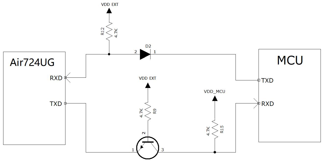 Air724UGI模块硬件设计手册-V1.3